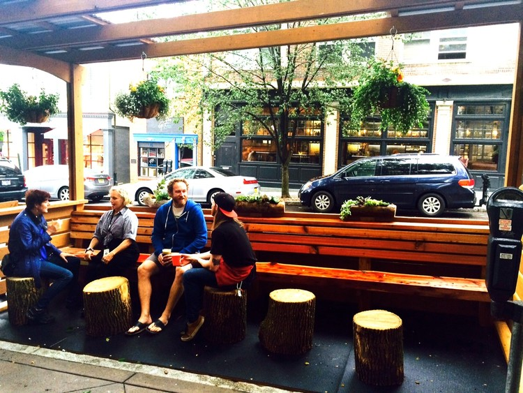Arts Council of Princeton Announces Opening of First-Ever Princeton Parklet with a 'Village' of Collaborators