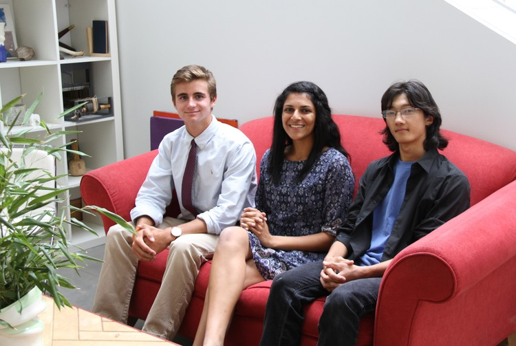 Princeton Day School Announces Three National Merit Scholarship Semifinalists