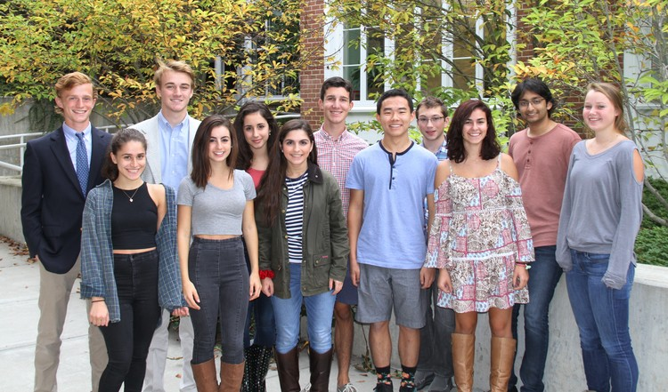PDS Announces 15 National Merit Commended Students